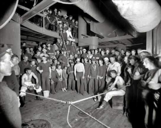 USS Oregon; 1887