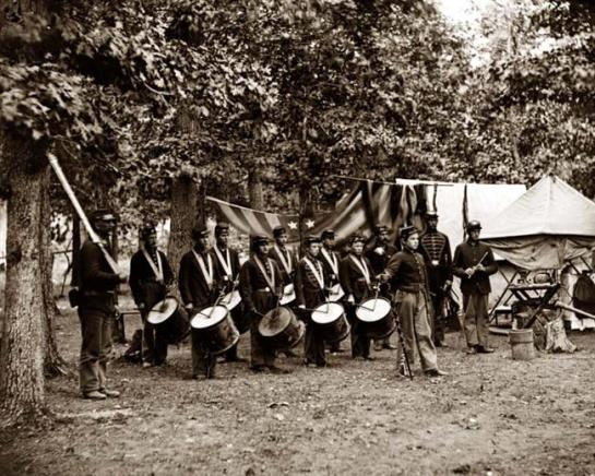Child Soldiers of the Civil War