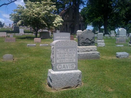 wild grave