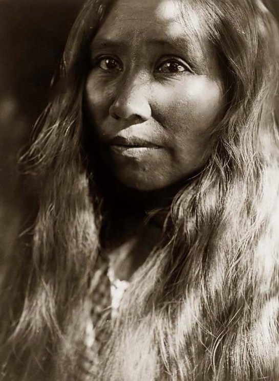 Kato Woman. It was made in 1924