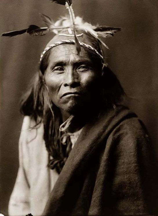 Ndee Sangochonh, an Apache man. It was created in 1906