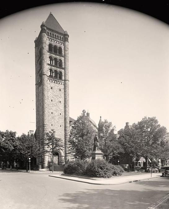 Church of the Covenant. It was created in 1905