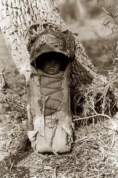 Apache Papoose. It was made in 1903
