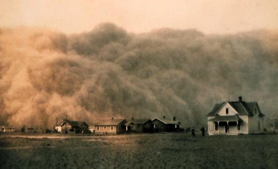 Stratford, Texas, April 18, 1935