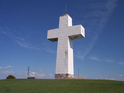 bald-knob-cross