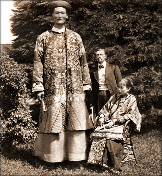 Chang The Chinese Giant [c1870]